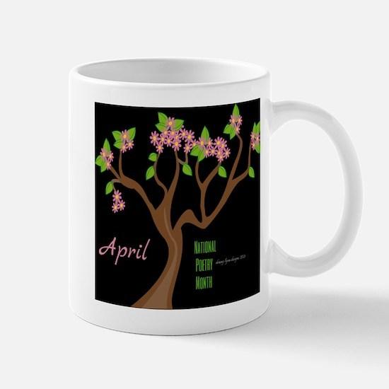 Celebrate Poetry Mug