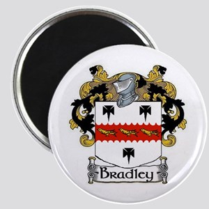 "Bradley Coat of Arms 2.25"" Magnet (10 pack)"