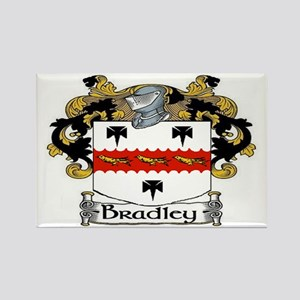 Bradley Coat of Arms Rectangle Magnet (10 pack)