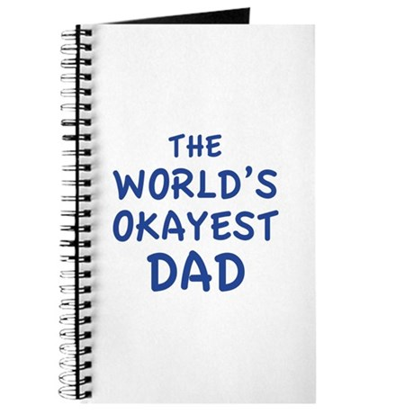 The World's Okayest Dad Journal
