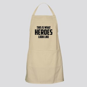This is what HEROES look like Apron