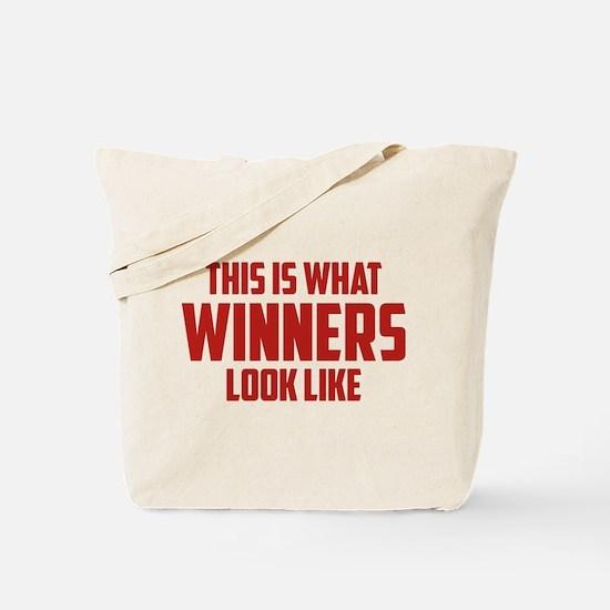 This is what WINNERS look like Tote Bag