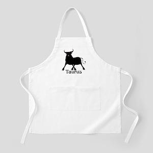 Whimsical Taurus Apron