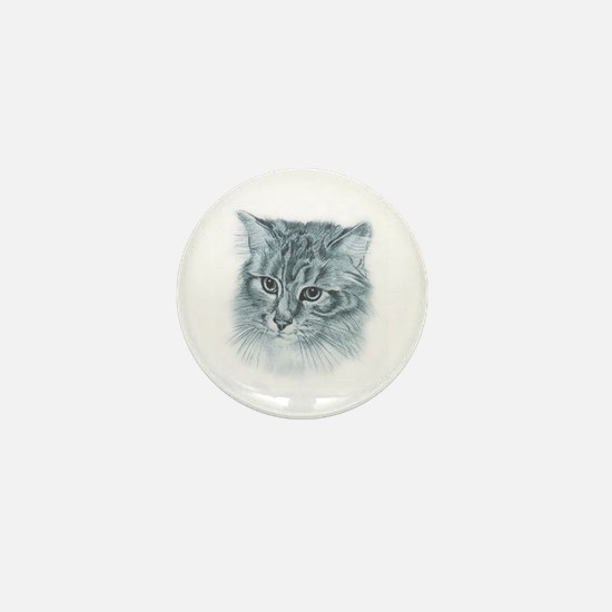 Maincoon Mini Button