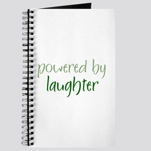 Powered By laughter Journal