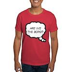 Are we the Borg? Dark T-Shirt