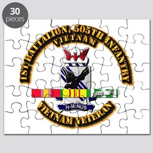 Army - 1st Battalion, 505th Infantry Puzzle