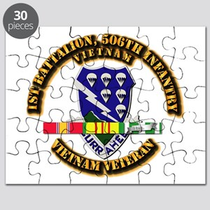Army - 1st Battalion, 506th Infantry Puzzle
