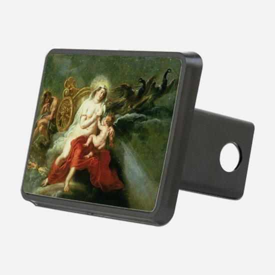 ay, 1668 (oil on canvas) - Hitch Cover
