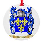 Burrough Round Ornament