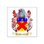 Burrill Square Sticker 3