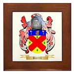 Burrill Framed Tile