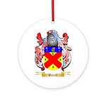 Burrill Ornament (Round)