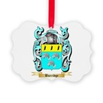 Burridge Picture Ornament