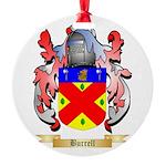 Burrell Round Ornament