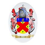 Burrell Ornament (Oval)