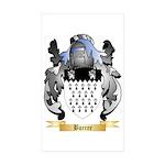 Burree Sticker (Rectangle 50 pk)