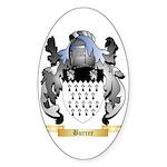 Burree Sticker (Oval)