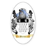 Burree Sticker (Oval 10 pk)