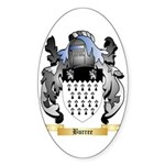 Burree Sticker (Oval 50 pk)
