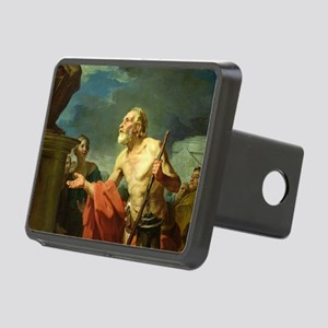 , 1767 (oil on canvas) - Rectangular Hitch Cover