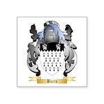 Burre Square Sticker 3