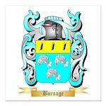 Burrage Square Car Magnet 3