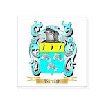 Burrage Square Sticker 3