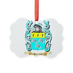 Burrage Picture Ornament
