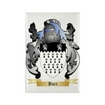 Burr Rectangle Magnet (10 pack)