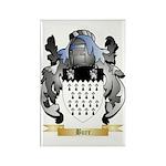 Burr Rectangle Magnet (100 pack)