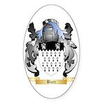 Burr Sticker (Oval 50 pk)
