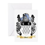 Burr Greeting Cards (Pk of 20)