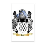 Burr 35x21 Wall Decal