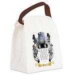 Burr Canvas Lunch Bag