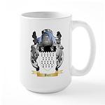 Burr Large Mug