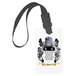 Burr Large Luggage Tag