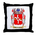 Burningham Throw Pillow