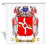 Burningham Shower Curtain