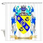 Burnhouse Shower Curtain