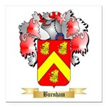 Burnham Square Car Magnet 3
