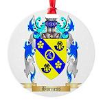 Burness Round Ornament