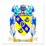 Burness Square Car Magnet 3