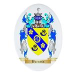 Burness Ornament (Oval)