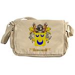 Burner Messenger Bag
