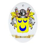 Burner Ornament (Oval)
