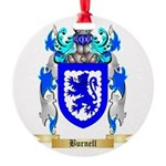 Burnell Round Ornament