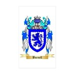 Burnell Sticker (Rectangle 50 pk)