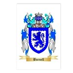 Burnell Postcards (Package of 8)