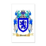 Burnell 20x12 Wall Decal